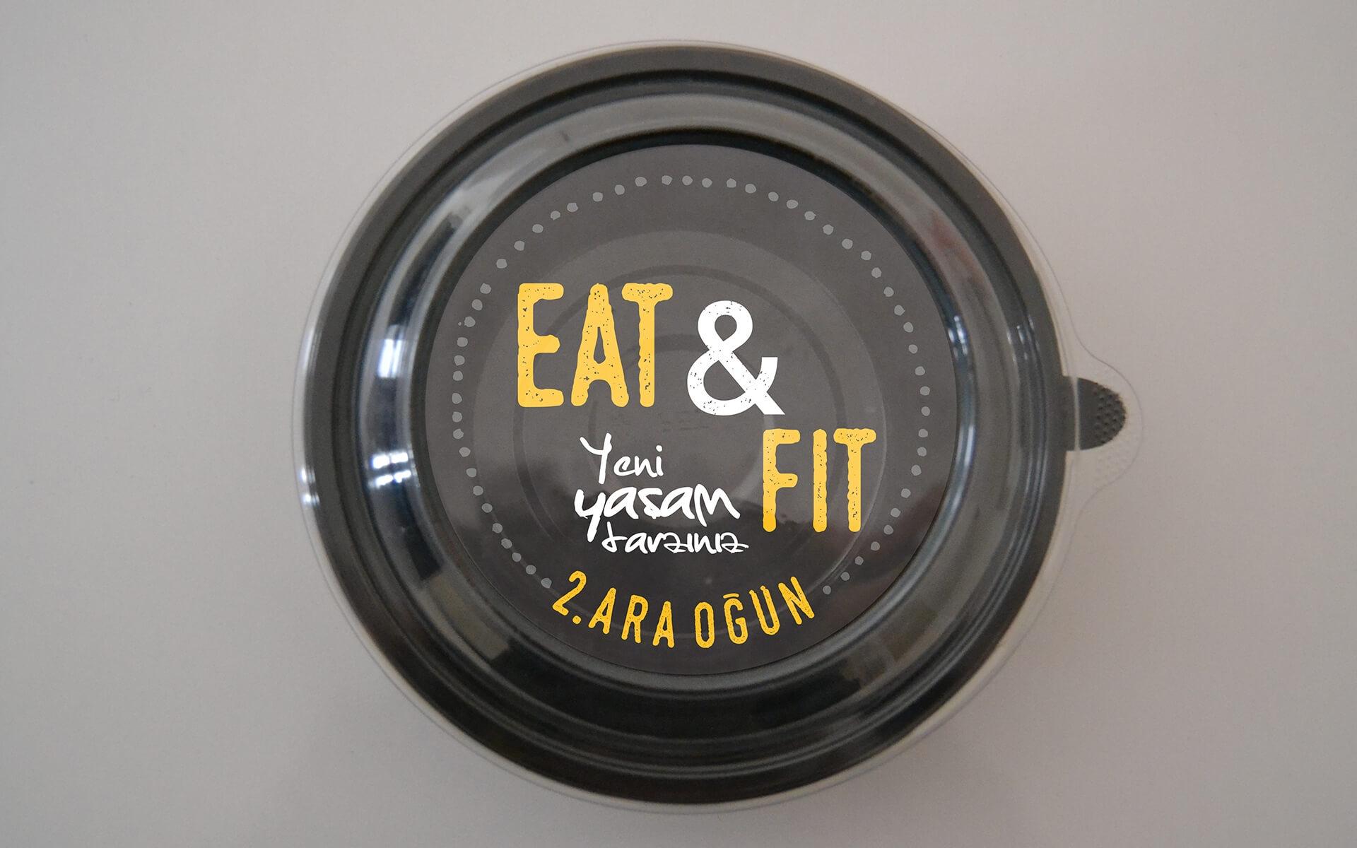 EAT & FİT ETİKET
