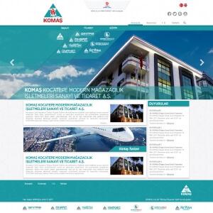 KOMAŞ-Web Yazılım