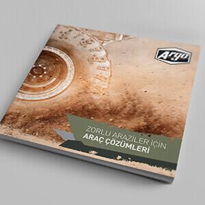 Argo-Katalog Tasarım