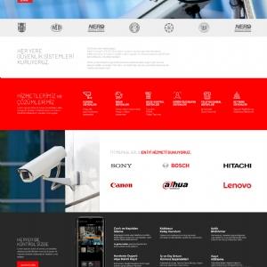 Nesil Güvenlik-Web Tasarım