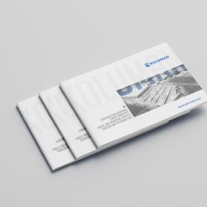 KOLUMAN-Katalog Tasarımı