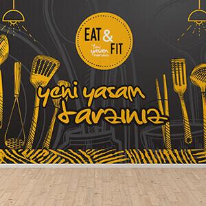 Eat & Fit-Ofis & Araç Kaplama