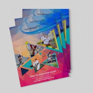 Türk Telekom-Katalog Tasarımı ve Basımı