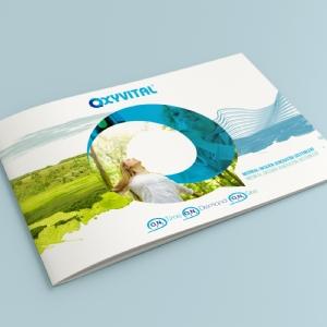 TESA-OXYVITAL Katalog Tasarımı