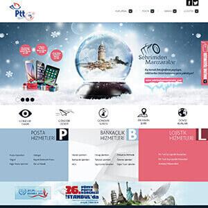 PTT-Web Tasarım