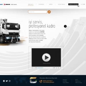 Gürpom-Web Tasarım