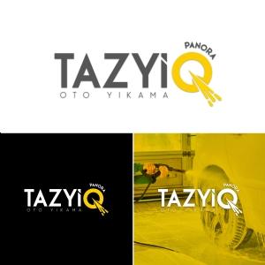 TazyiQ Oto Yıkama-Logo Type